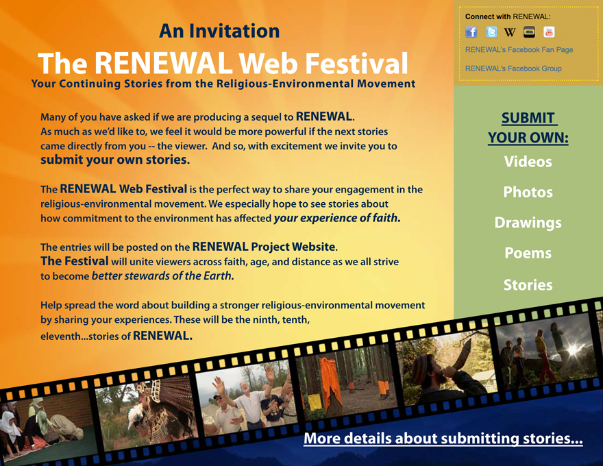 RENEWAL Web Festival